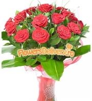 19 Roses bouquet